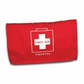 FIRST AID -WALL MOUNT RED
