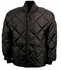 "Game Sportswear ""The Bravest"" Diamond Quilt Jacket"