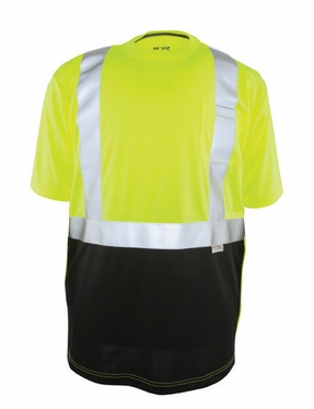 Game Sportswear The Black Bottom Hi-Vis Tee