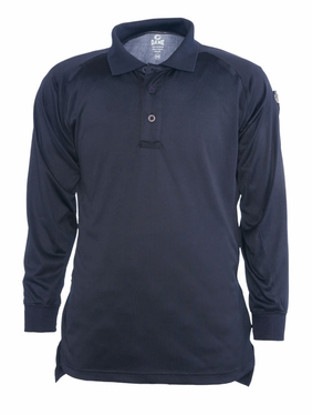Game Sportswear The Long Sleeve Tactical Polo