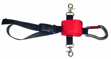 Firefighter Gear Claw Carry Strap
