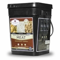 Gluten Free Freeze Dried Meat & Rice - 104 Servings