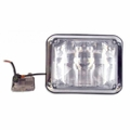 Weldon HID Fire Scene Lighting, 7800, Bezel, Clear