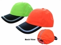 High Visibility Waterproof Baseball Cap
