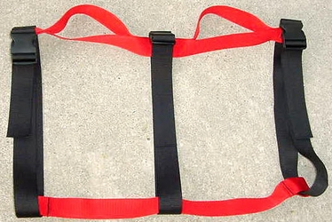 Hose Pack Carry Straps