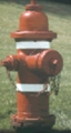 Hydra-View Reflective  Fire Hydrant Collars