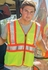 Game Sportswear I-85 Mesh DOT Safety Vest