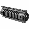 IDF ALUMINUM QUAD RAIL HANDGUARDS FOR M4/AR-15 - CARBINE LENGTH