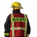 Incident Command Vest Set