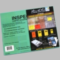 Inspected Safety Assessment Placard 100# Rite in the Rain 8 in x 10 1/2 in