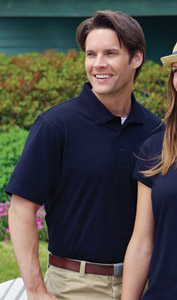 IZOD Pima Cool Jersey Knit Polo