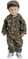Jr. Camouflage Suit size 18 Month