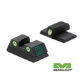 KAHR TRU-DOT NIGHT SIGHT - 9MM & .40 (BEFORE 11/04)