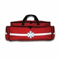 LARGE EMS DUFFLE RED