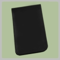 Leather Cover 3 in x 5 in