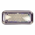 Weldon LED, 3x7 Auxilliary Backup, Bezel, Clear