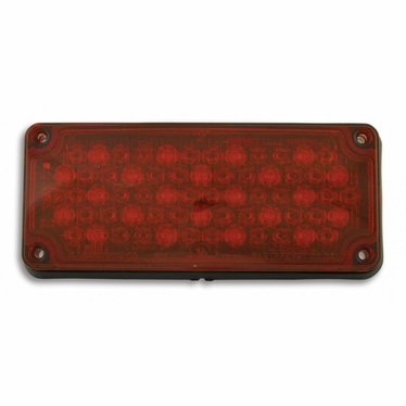 Weldon LED, 3x7 Stop & Tail, Red