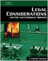 Legal Books Fire and Emergency Services
