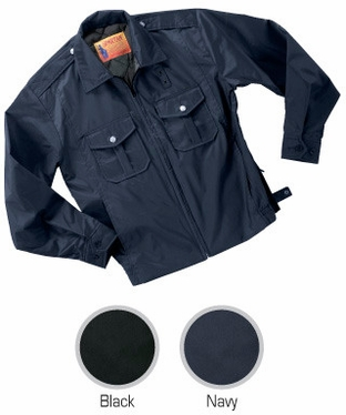 Liberty Uniform Police Windbreaker with Zip-out Liner