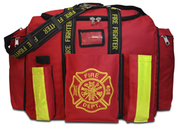Lightning X - Deluxe Step-In Turnout Gear Bag