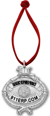 M112 Family Badge Ornament - Smith & Warren