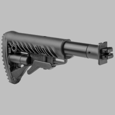 M4 COLLAPSIBLE SHOCK-ABSORBING BUTTSTOCK FOR VEPR 12 'MOLOT'