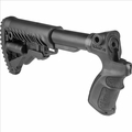 M4-STYLE COLLAPSIBLE BUTTSTOCK FOR MOSSBERG 500/590 - AGM500-FK