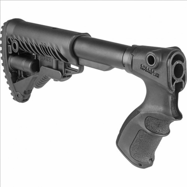 M4-STYLE COLLAPSIBLE BUTTSTOCK FOR REMINGTON 870 - AGR870-FK