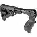 M4-STYLE RECOIL-REDUCING COLLAPSIBLE BUTTSTOCK FOR REMINGTON 870 - AGR870-FKSB
