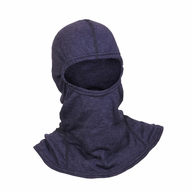 Majestic Apparel 100% Nomex Firefighting Hood - Navy Blue