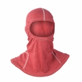 Majestic Apparel 100% Nomex Firefighting Hood - Red