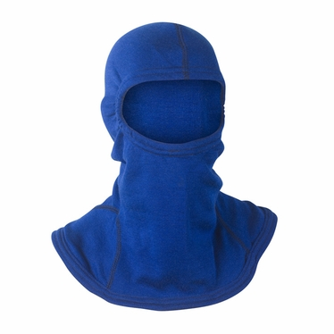 Majestic Apparel 100% Nomex Firefighting Hood - Royal Blue