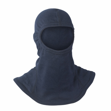 Majestic Apparel Nomex Blend Firefighting Hood - Navy Blue Dark