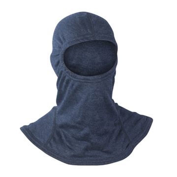 Majestic Apparel Nomex Blend Firefighting Hood - Navy Blue Heather