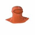 Majestic Apparel Nomex Blend Firefighting Hood - Orange