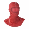 Majestic Apparel Nomex Blend Firefighting Hood - Red