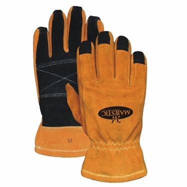 Majestic Structural Firefighting Glove Gauntlet