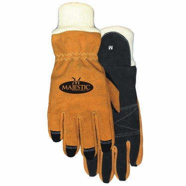 Majestic Structural Firefighting Glove Kevlar Wrist