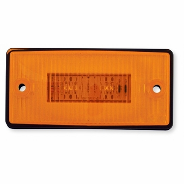 Weldon Marker Lights, #168 Flush Mount