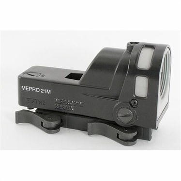 MEPRO M21 SELF-POWERED DAY/NIGHT REFLEX SIGHT WITH DUST COVER