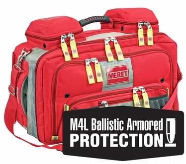 Meret Omni Pro Red W Ballistic Panel (Coming Soon)