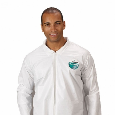 MicroMax Coverall w/zipper 25/case