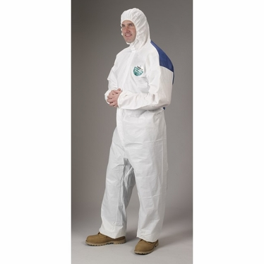 MicroMax NS Cool Suit Coverall w/ Hood 25/Case