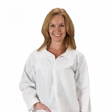 MicroMax NS Lab Coat with Pockets 30/Case