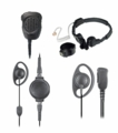 Microphones, Earpieces, Surveilance Kits , Headsets