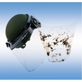 Military Police Riot Face Shields- A-DK5/6-C