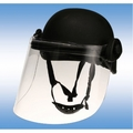 Military Police Riot Face Shields-DK5-H.150