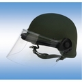 Military Police Riot Face Shields - DK5-H.150HM