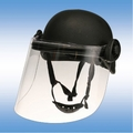 Military Police Riot Face Shields - DK5-X.250