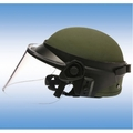 Military Police Riot Face Shields - DK6-H.150